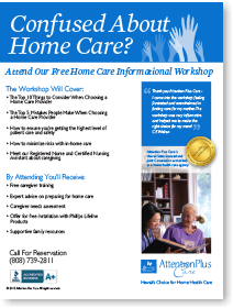 Home Care Workshop