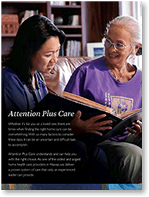 A Leader in Home Care